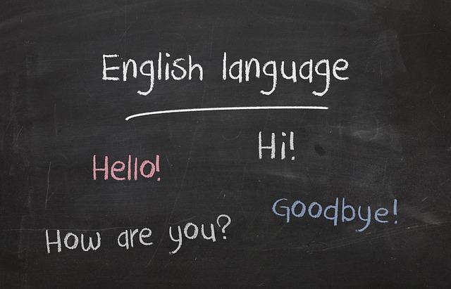 もう一度、English