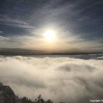 Ski & Sea of Clouds in Nagano