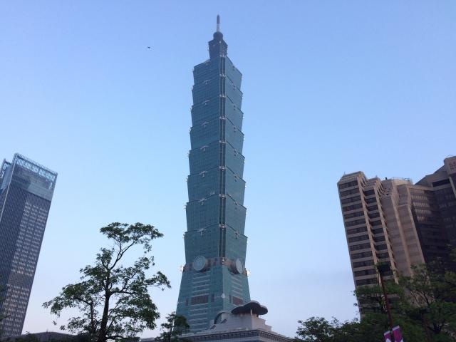 そうだ、台北に行こう! ~⑨台北101